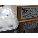 Artefacto Estanco Ip65 Lumenac Marea 2x36w.bal Elec Philips
