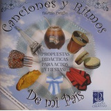Fabrizio Origlio Canciones Y Ritmos De Mi País Libro + Cd