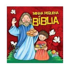Dia A Dia Com Deus: Minha Pequena Bíblia Infantil- Todolivro