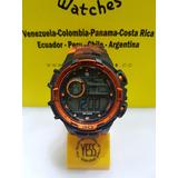 Reloj Yess Deportivo Para Hombre Camuflado Original