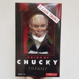 Bride Of Chucky- Tiffany Mezco 38 Cm.