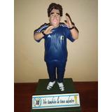 Muñeco Articulado De Diego Maradona