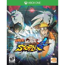 Naruto Shippuden: Ultimate Ninja Storm 4 Xbox One - On
