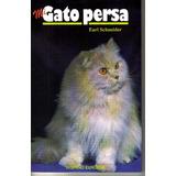 Libro Mi Gato Persa Editorial Hispano Europea