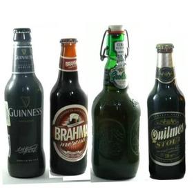 Botellas Cerveza Del Mundo Colección Oferta Combo