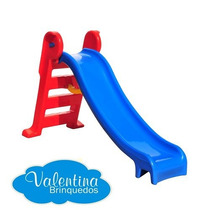 Escorregador Infantil Playground Médio. Diversão Garantida