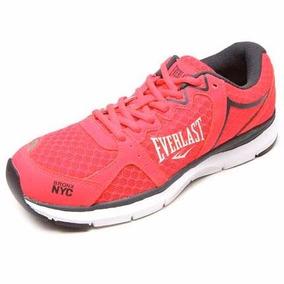 Zapatillas Everlast Fox Mujer Running Gym Correr Par Nuevas
