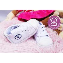 Tenis Para Bebé Blancos - Zapatos No Tuerce