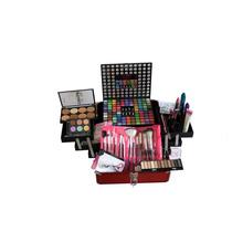 Maleta Grande + Kit Maquiagem Ruby Rose Jasmyne Brinde Avon