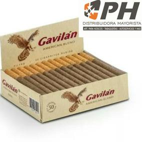 Cigarrillo Gavilan Rubio (1 Cajita X50 Cigarrillos)