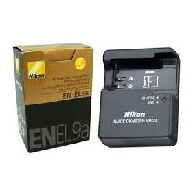 Bateria En-el9a Nikon Original D5000 D3000 + Carregador