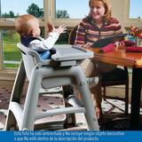 Muebles Infantiles Silla Comedor Para Bebé Con Bandeja Ch12