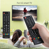 Control Remoto Lg Tv Smart + Forro + Pilas
