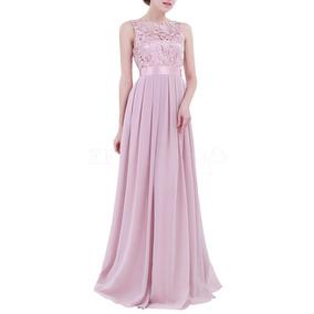 Vestido De Fiesta Rosa Formal 15 Años Egresos
