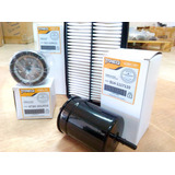 Combo / Kit Filtros Gasolina, Aire Y Aceite Chery X1