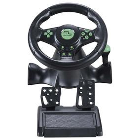 Volante 4 Em 1 Xbox360/ps3/ps2/pc Js075 Marcha Multilaser