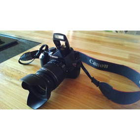 Camara Canon T3 Profesional Set Fotografico Flash Inalambric