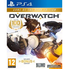Overwatch Juego Ps4 Barato Playstation 4 En Mercado Libre Argentina
