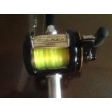 Carrete Pesca Shimano Tld 50 Lrsa 2 Speed