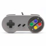 Controle Joystick Usb Super Famicom Snes Super Nintendo