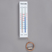 Termómetro Analógico Taylor 5327 Calibrado Refrigerador