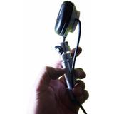 Kit Para Gravação No Pc, Placa De Som + Microfone + Cabo