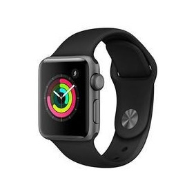 Apple Watch Serie 3 38mm Mqkv2ll/a A1858 - Cinza Espacial