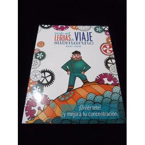 Veinte Mil Leguas De Viaje Submarino Para Colorear Verne