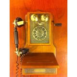 Teléfono Antiguo De Marina