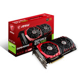Tarjeta De Video Msi Gtx 1080 Gaming X, 8gb, Gddr5x, 256 Bit