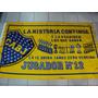 Nuevas Bandera Telon Boca Juniors La 12 - Microcentro -