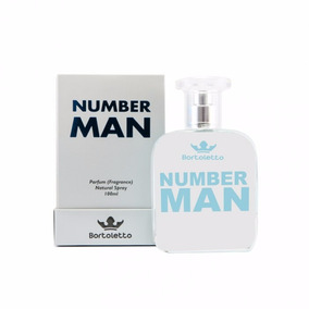 Perfume Bortoletto Number Man 100ml (212 Man)