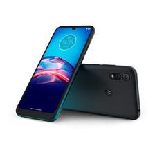 Celular Motorola E6 S Color Azul