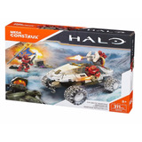 Mega Construx Halo Warthog Del Artico Envio Gratis!