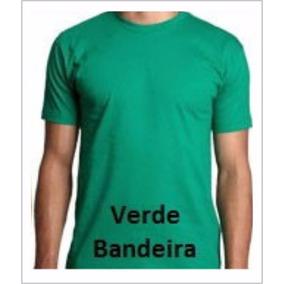 Camisetas Malha Fria Camisa (pv) Excelente P/ Estampas
