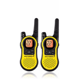 Walkie Talkie Handy Motorola 36km 22 Canales Base Recargable