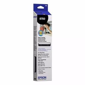 Cinta Epson 8750 Para Impresora Lx-300