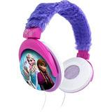 Fone De Ouvido Headphone Estéreo P2 Frozen Ph127 - Multikids