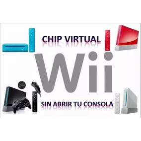Chip Virtual Para Nintendo Wii + Usb De 16gb + Regalos