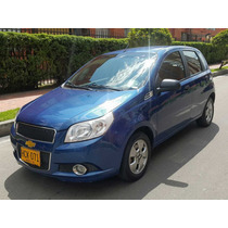 Chevrolet Aveo Emotion Gt At1600cc Fe 5p