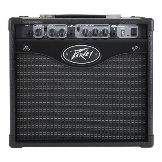Amplificador P/ Guitarra Electrica Peavey Rage 158 15 Watts