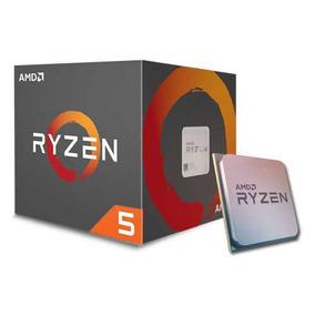 Processador Amd Ryzen 5 1600 3.60ghz 19mb Am4 Wraith Cooler
