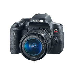 Canon Eos Rebel T6i Ef-s 18-55mm Isstm 24.2 Mp/full Hd/wifi