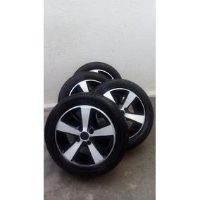 Roda Completa (rodas/pneus 15