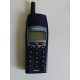 Celular Ericsson A1228d ( Antiguo ) + Funda, Colección
