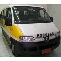 Peugeot Boxer Teto Baixo Escolar 2.3 2011/2012 - 16 Lugares