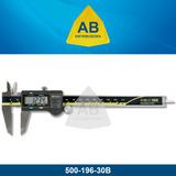 Calibre Digital Mitutoyo 0 150 Mm 0.01 Mm Profes 500-196-30b