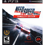 Need For Speed Rivals Edición Completa Latino Ps3 Digital