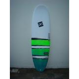 Tala De Surf Fun Board 6 8 X 22 Made In Usa Epoxy D-ocean