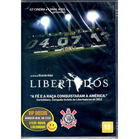 Dvd Libertados Corinthians Campeão Libertadores - Lacrado!!